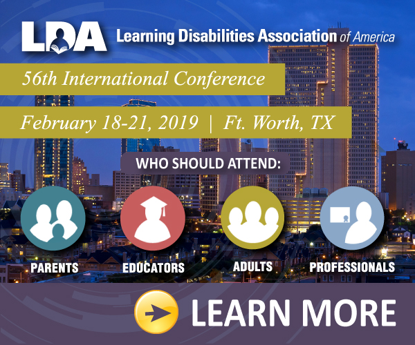 Dr. Cheryl Chase presented at the LDA 56th Annual International Conference